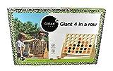 Didak Play- Jeu Puissance 4 géant en bois - 60x48x22 - Jouet pour Extérieur