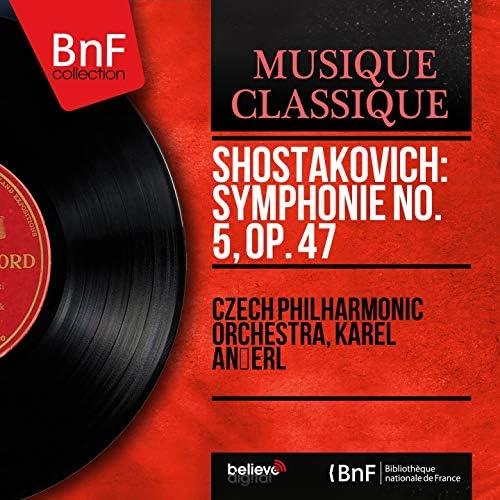 Czech Philharmonic Orchestra, Karel Ančerl