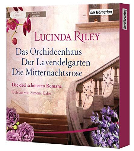 Die große Box: Das Orchideenhaus - Der Lavendelgarten - Die Mitternachtsrose: Die drei schönsten Romane (von Lucinda Riley)