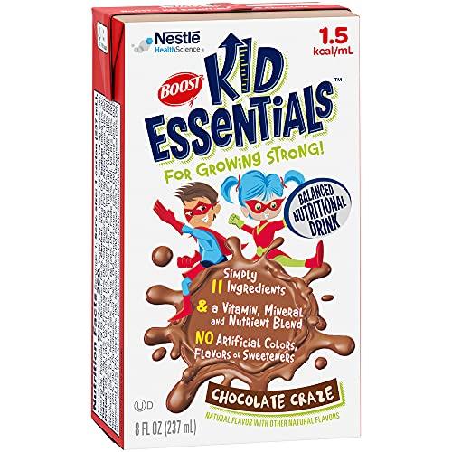 BOOST Kid Essentials 1.5 Balanced Nutritional Drink for Children,...