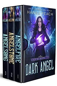 Dark Angel Box Set Books 1-3: Angelfire, Angelstone, Angelsong by [Hanna Peach, German Creative]