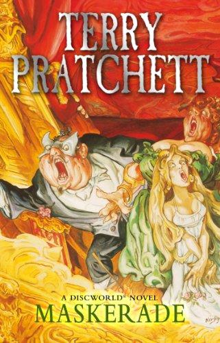 Maskerade: (Discworld Novel 18) (Discworld series) (English Edition)