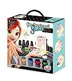 Buki France- Professional Studio Nail Art Juego Salón de Manicura, Multicolor (5404) , color/modelo surtido