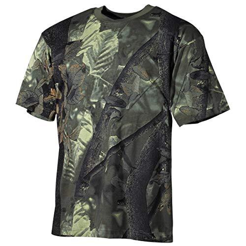 MFH 00105A US Army Herren Tarn T-Shirt (Hunter Grün/XL)