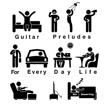 Guitar Preludes for Everyday  Life