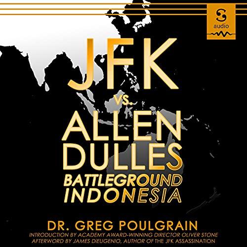 JFK vs. Allen Dulles cover art