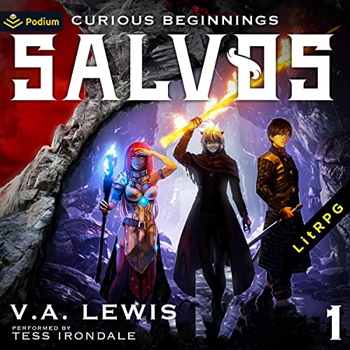 Curious Beginnings Audiobook By V.A. Lewis cover art