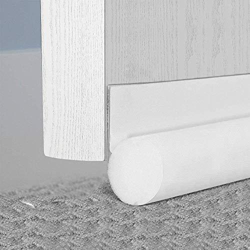 """Reety Energy Saving Indoor Draught Excluder Soundproofing Gasket Door Insulation Door Stripping Noise Stop Stop Stop Bugs 2.5\"""" Wide x 36\"""" Long"""