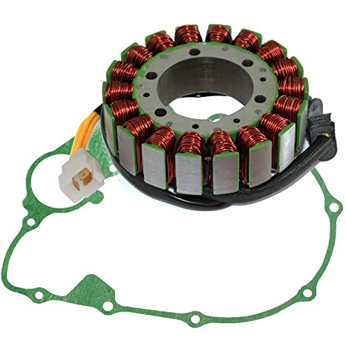 Caltric Stator & Gasket Compatible With Honda Vt700C Shadow 700 1984-1987