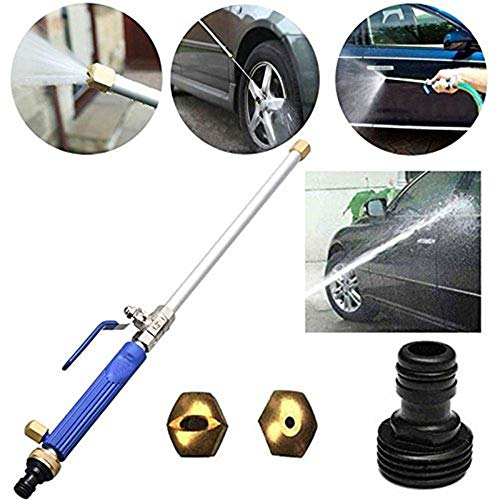 PXD913 Auto 2 in 1 Hochdruckreiniger, Lazy Car Wash Hochdruckwasserpistole, Wasserstrahl Gartenbewässerung, Hochdruck Power Autowaschwasser Spritzpistole