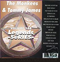 Tommy James & the Monkees Karaoke CD+G Legends #168 17 Song Disc