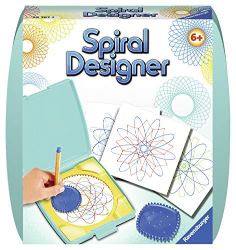 Ravensburger - Mini Spiral Designer Turchese, 29767 2