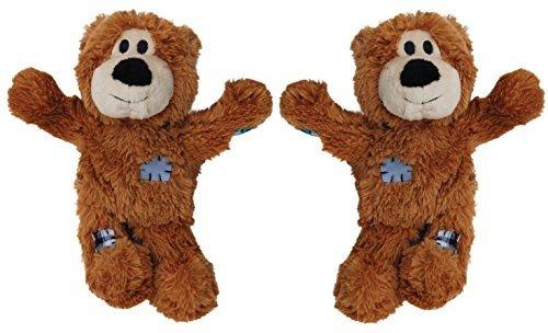 KONG (2 Pack) Wild Knots Bear X-Large