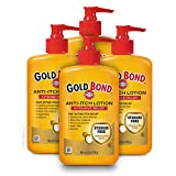 Gold Bond Anti Itch Lotion 5.5 Ounce, Bottles (Pack of 4)