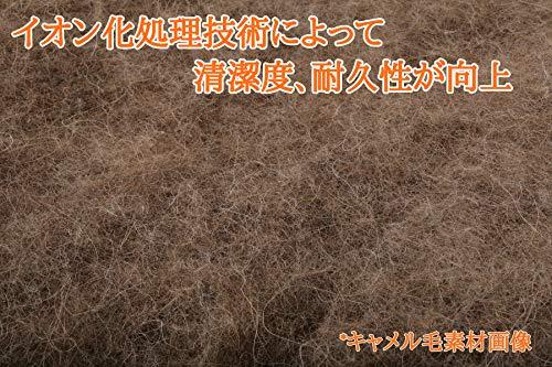 IWATA(イワタ)『キャメル敷きパッド(DE-CP107-550)』