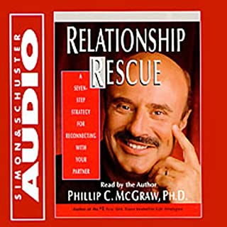 Relationship Rescue audiobook cover art