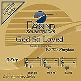 God So Loved [Accompaniment/Performance Track]
