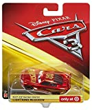 Disney Pixar Cars 3 Lightning Mcqueen Rust-Eze Racing Center