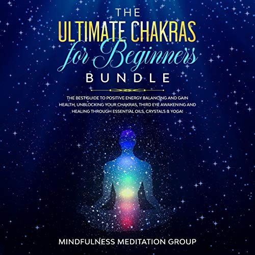 The Ultimate Chakras for Beginners Bundle cover art