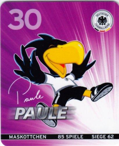REWE DFB 2012 Sammelkarte - Nr. 30 Paule - NEU