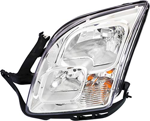 07 ford fusion headlight assembly - 3