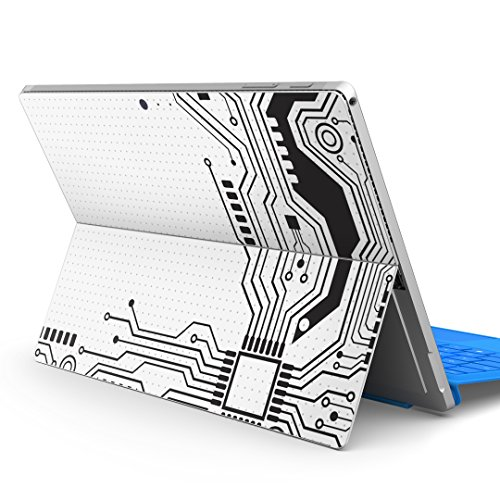 igsticker Ultra Thin 3M Premium Protective Body Stickers Skins Universal Tablet Decal Cover for Microsoft Surface Pro 4/ Pro 2017/ Pro 6(2018) 010407