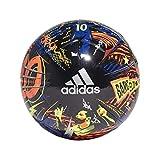 adidas mens Messi Mini Ball Team Royal Blue/Black/Solar Yellow/Solar Red 1
