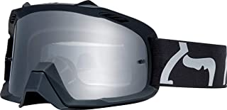 Fox Racing Air Space Race Men's Off-Road Motorycle Goggles - Black/No Size