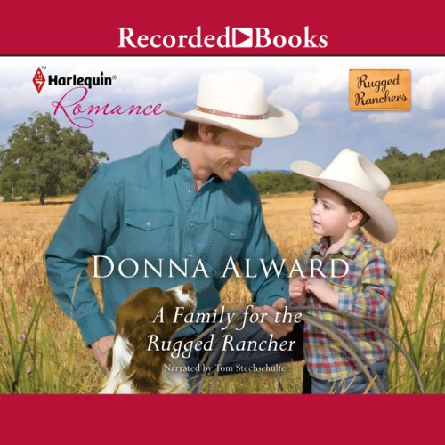 A Family for the Rugged Rancher cover art