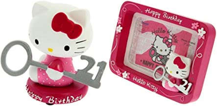 Best hello kitty 21st birthday gifts Reviews