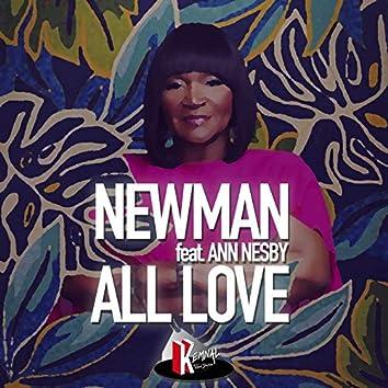All Love (feat. Ann Nesby)