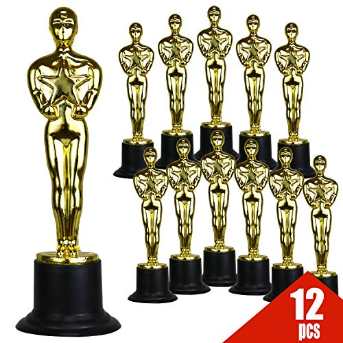 """GiftExpress 6"""" Award Trophy, Pack of 12"""