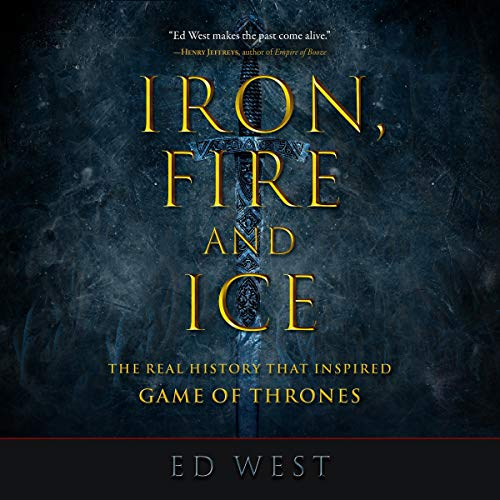 Iron, Fire and Ice cover art