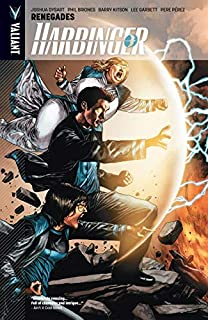 Harbinger Vol. 2: Renegades (Harbinger (2012- ))