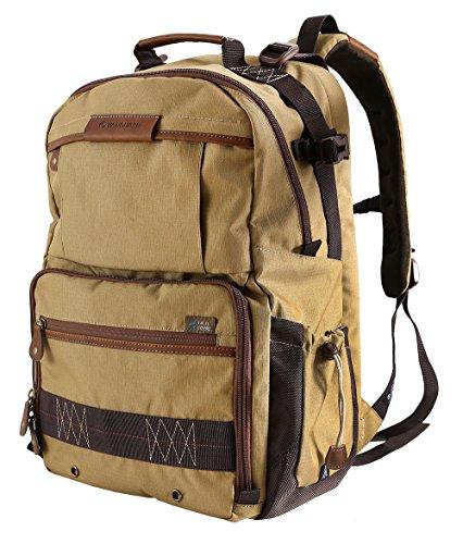 Vanguard Havana 48 Rucksack für Sony, Nikon, Canon, Fujifilm Mirrorless, Compact System Camera (CSC), DSLR, Travel