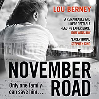 November Road cover art
