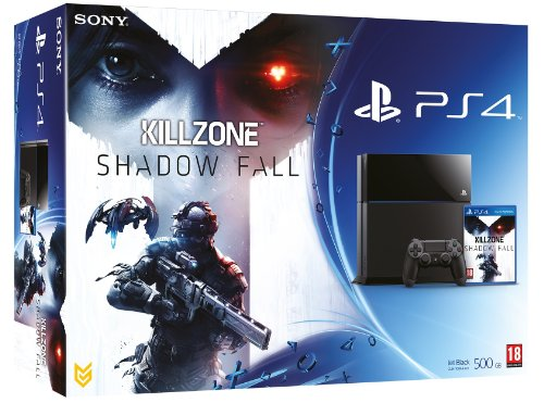 PlayStation 4 - Consola 500 GB + Killzone: Shadow Fall