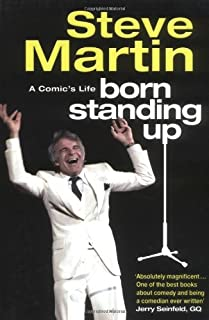 Born Standing Up: A Comic's Life (1847391486) | Amazon price tracker / tracking, Amazon price history charts, Amazon price watches, Amazon price drop alerts