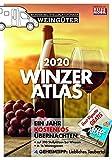WINZERATLAS 2020: Wohnmobil-Stellplatzführer Weingüter