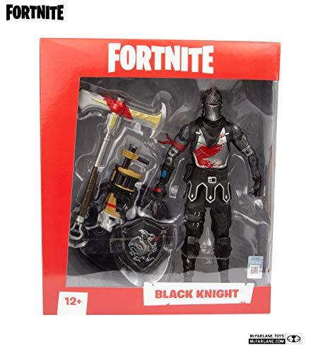 McFarlane Fortnite – Figura de acción Black Knight – 18 cm 4