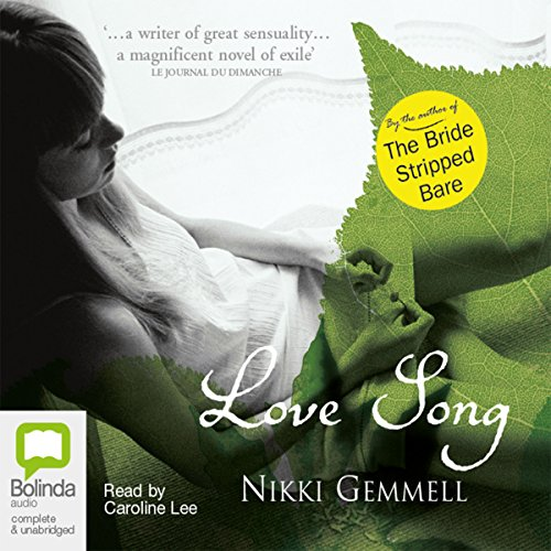Love Song audiobook cover art