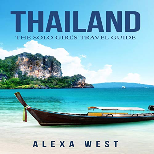 Thailand audiobook cover art