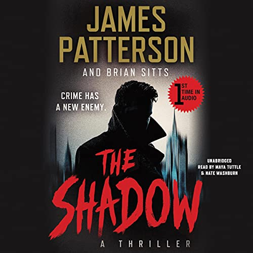 The Shadow Audiobook By James Patterson, Brian Sitts cover art
