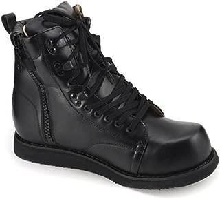 Apis Mt. Emey 504 Men's Therapeutic Triple Depth Boots Leather Lace