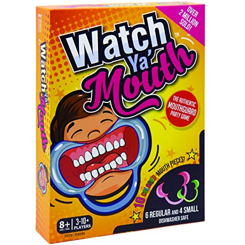 Watch Ya' Mouth Family Edition - The Authentic, Hilarious, Mouthguard Party...