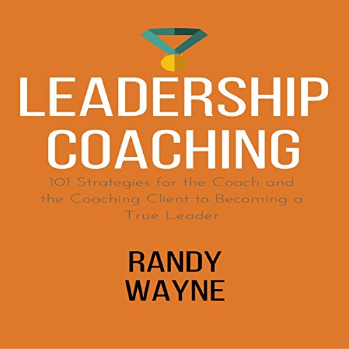 Leadership Coaching audiobook cover art