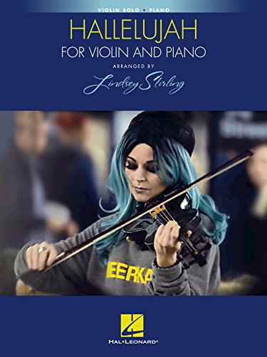 Hallelujah: Arranged by Lindsay Stirling for Violin and Piano (English Edition)