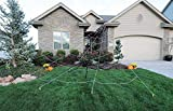 Mega Spider Web Outdoor Halloween Decoration - Terrify Your Neighbors - by FunWorld