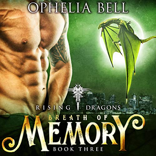 Breath of Memory audiobook cover art