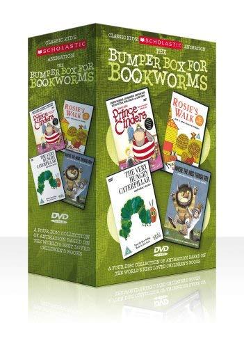 Bumper Box For Bookworms [DVD]